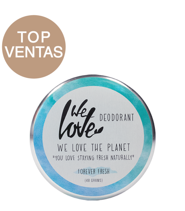 Comprar mejor desodorante natural sin aluminio We Love The Planet