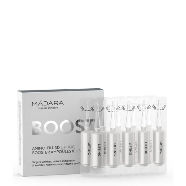 Boost Ampollas Reafirmantes Amino-Fill 3D Lifting Pack