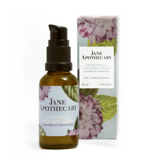 Hydrating & Soothing Serum Jane Apothecary