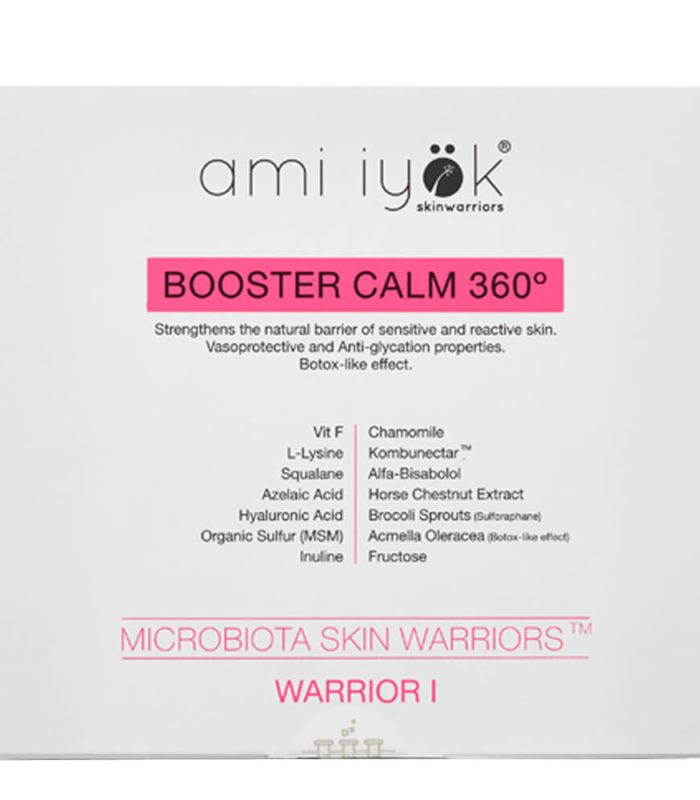 Tratamiento Natural Booster Calm Ami Iyök