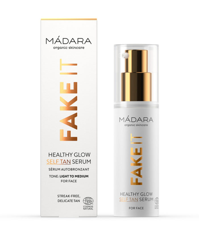 Serum Facial Autobronceador FAKE IT Mádara